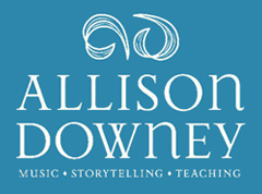 Click to learn about Allison's music, storytelling, coaching/teaching