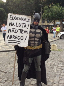 Education Batman